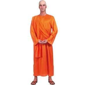 Buddhistischer Wander Mönch Asien Thailand