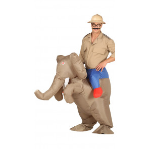 Carry me Elefanten Kostüm