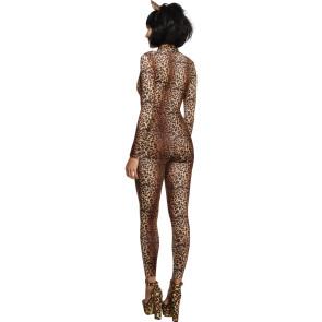 Catsuit Leopard