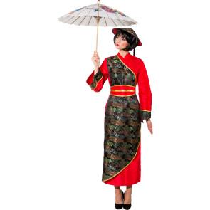 Kostüm Chinesin Lin