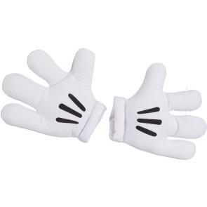 Comic Super Mario Handschuhe