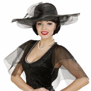 Damen Florentiner Karnevalshut