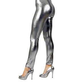 Leggings silber