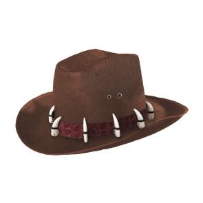 Abenteuerer Wilderer Hut