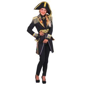 Hochwertiger Kostümfrack mit Dekor für Damen