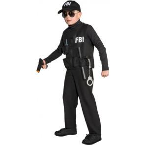FBI Kinder Weste