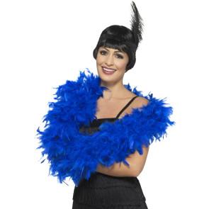 Federboa blau 180cm