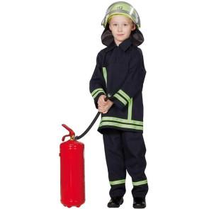 Kinderkostüm Feuerwehrmann Jungs