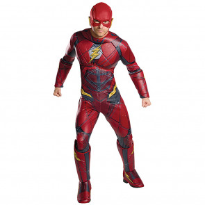 Flash Marvel Superheld Kostüm