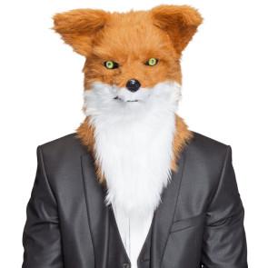 Fuchsmaske beweglich