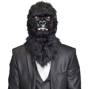 Gorilla Maske rundum - lichteffekt