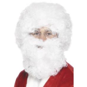 Günstige Nikolausperücke mit Bart