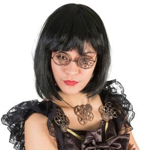 Halskette für Steampunk Kostüme