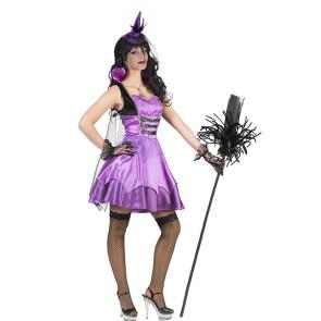 Hexe Violeta mit Hut und Handtasche (nicht inbegriffen)