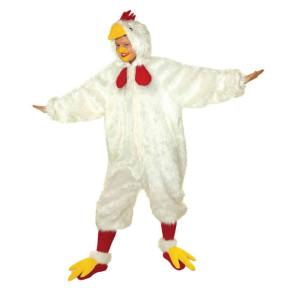 Huhn Kostüm Erwachsener im Tierkostüm Henne