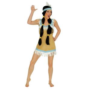 Sexy Indianerin Kostüm günstig