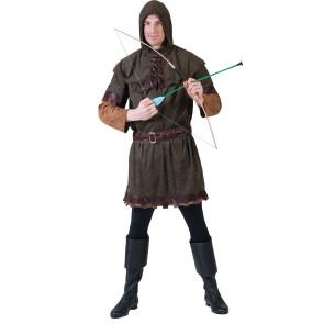 Jäger und Holzfäller Mittelalter