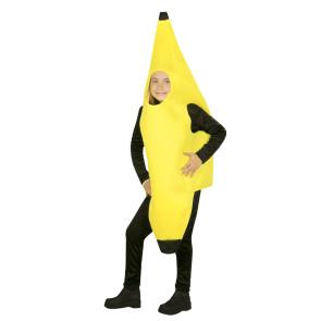 Kinderkostüm Früchte als Banane, zweiteilig