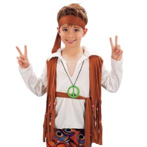 Hippie Junge
