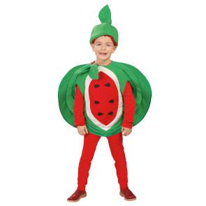 Kinderkostüm Früchte als Melone, zweiteilig
