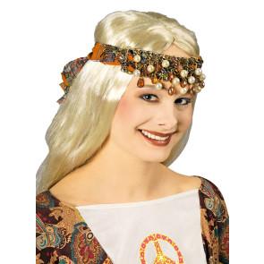 Kostümzubehör Kopfschmuck Hippies