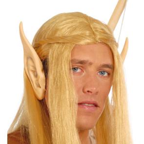 Elbenohren aus Latex für Elfen Ohren