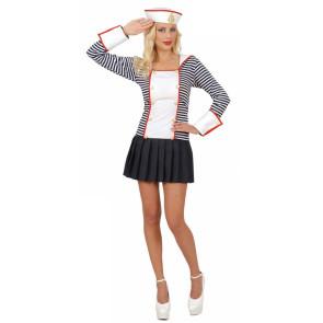 """Hübsches Kostüm als """"Leicht"""" Matrosin mit Mütze"""
