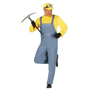 Minion - Knecht Erwachsener Kostüm