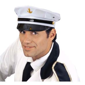 Mütze Kapitän Fasnachts Hüte für Seefahrer