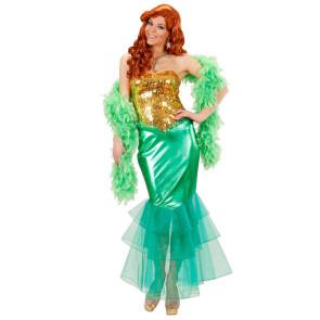 Meerjungfrau Esmeralda