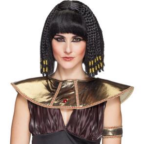 Nofrete Ägypterin Perücke Antike