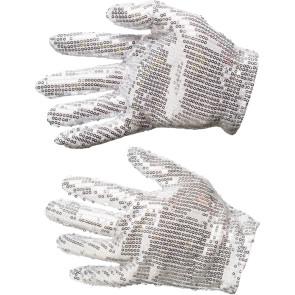 Paillettenhandschuhe