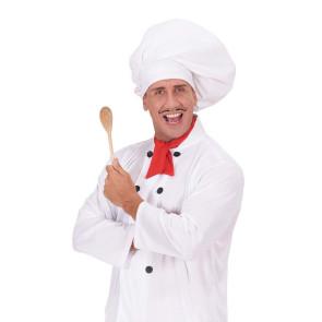 Extragroße Kochmütze