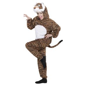 Tigerkostüm Damen Erwachsene