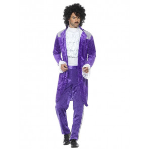 Purple Rain 80er Pop Star