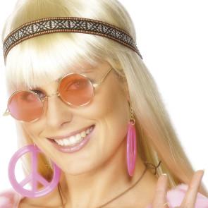Rosa Hippie-Set