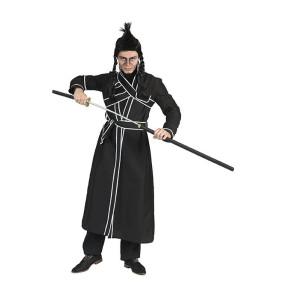 Aufwendiges wirkendes Kostüm als Chinese