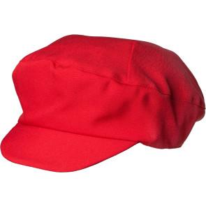 Klempner Mütze Rot