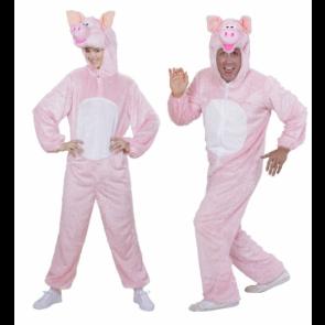 Kostüm Schwein für Erwachsene Schweinekostüm