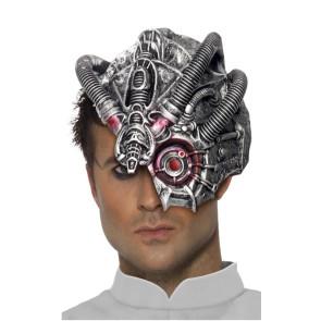SiFi Andoriden Maske Sience Fiction Maske Roboter