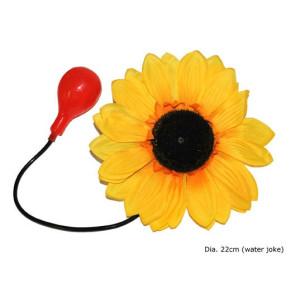 Wasser Spritzblume Sonnenblume 22cm