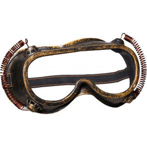Maschinist Steampunk Retro Brille