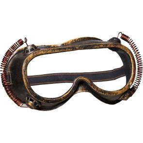 Maschinist Steampunk Retro Brille