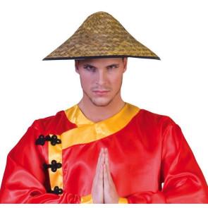 Asiatischer Strohhut