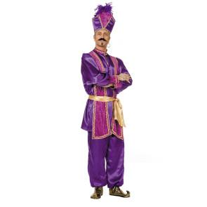 Komplettes Deluxe Sultan-Kostüm