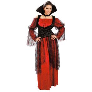 Vampirin Kostüm Draculas Braut. Kostüm Vampir für Damen