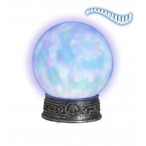Wahrsagerin Kristallkugel Glaskugel
