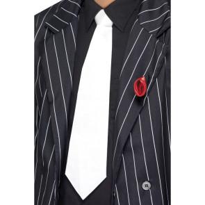 Krawatte weiß günstig