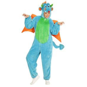 Witziges Drachen Kostüm für Damen