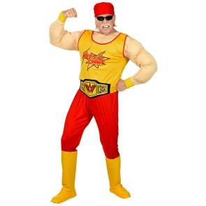 Wrestler wie Hulk Hogan